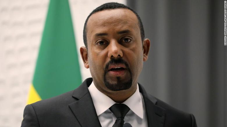 "Ethiopian Prime Minister Abiy Ahmed said on Friday that the military operations in Tigray were ""limited."""