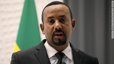 """Ethiopian Prime Minister Abiy Ahmed said on Friday that the military operations in Tigray were """"limited."""""""