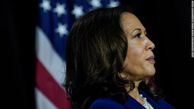 Harris Bursts Through Another Barrier Becoming The First Female First Black And First South Asian Vice President Elect Cnnpolitics