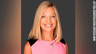 CVS Health's incoming CEO Karen Lynch.