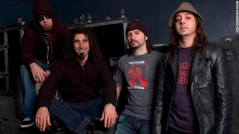 System of a Down releases first new music in 15 years