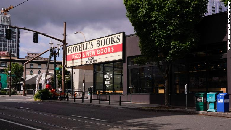 Portland's iconic Powell's Books is selling a book-scented unisex fragrance
