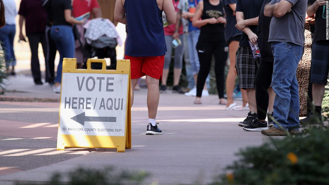 Arizona Republican lawmakers join GOP efforts to target voting with nearly two dozen restrictive voting measures – CNN