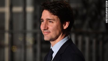 Trudeau, Prime Minister of Canada on December 3, 2019.