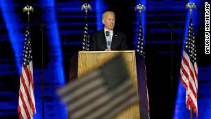 Biden moves ahead with transition as Trump fights election results