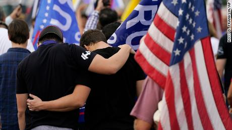 Nearly half of the people in the United States may be mourning the election.This can help you