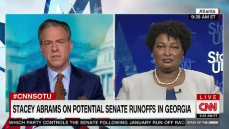 Abrams: Dems can 'absolutely' win likely Georgia Senate runoffs