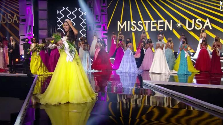 Hawaii's Ki'ilani Arruda crowned Miss Teen USA 2020