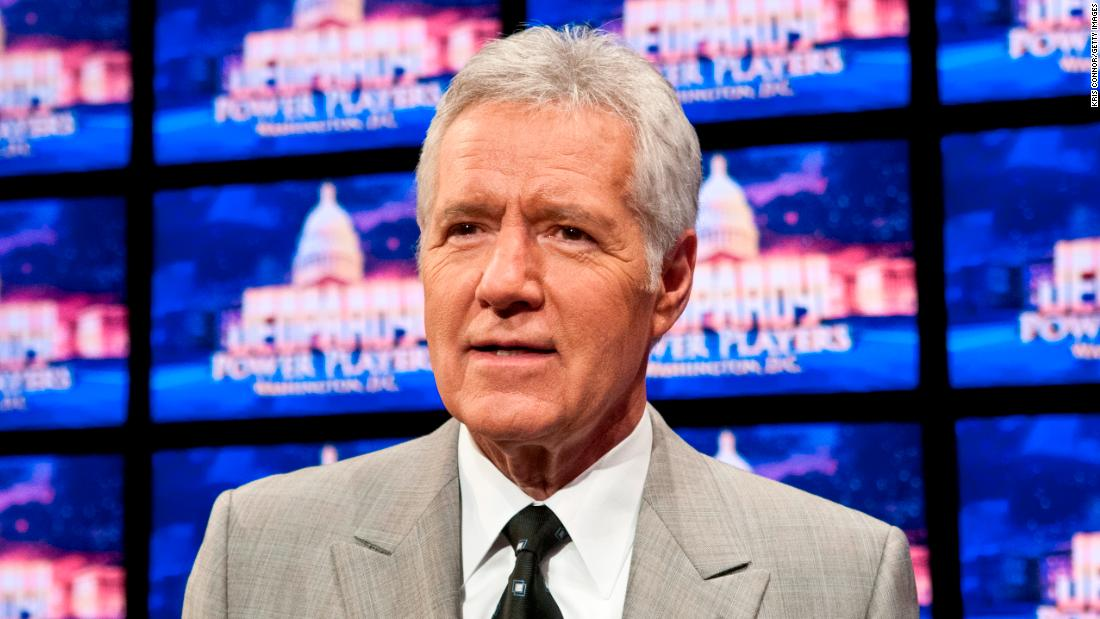 In posthumous message Alex Trebek asks viewers to 'be thankful' and 'keep the faith' – CNN