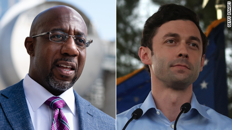 Democrats are trying to learn from the mistakes of the US Senate races in Georgia