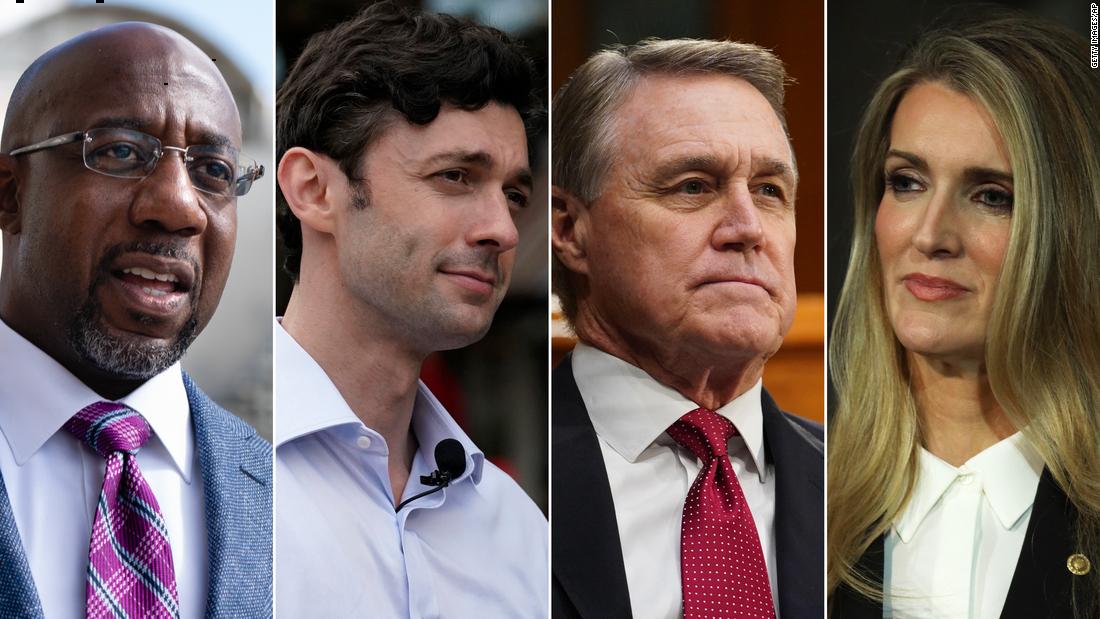 Republicans hold $28 million ad advantage In Georgia Senate runoff races – CNN