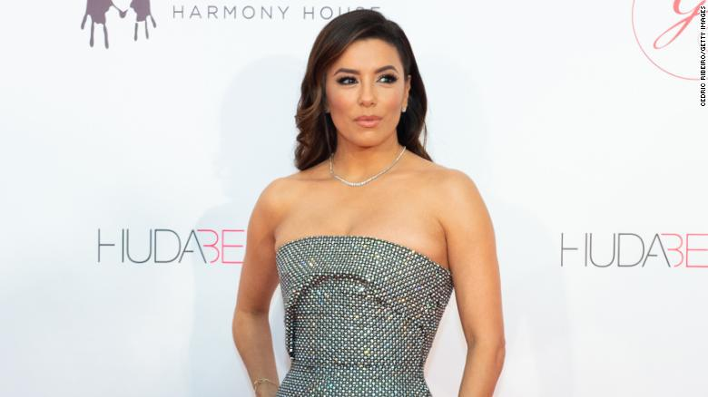 Eva Longoria apologizes and clarifies why she said Latinas were the 'real heroines' of the election