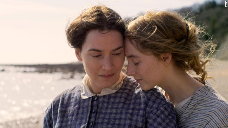 'Ammonite' derives its muted shine from Kate Winslet and Saoirse Ronan