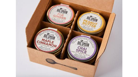 Big Spoon Roasters Handcrafted Mini Nut Butter Sampler