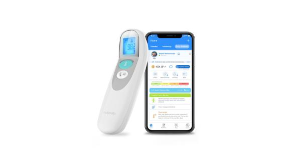 Motorola Care+ Contactless Smart Thermometer