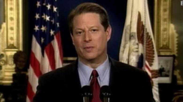 Al Gore conceded on this date. Trump still hasn't