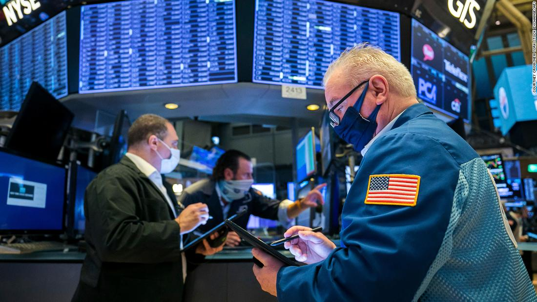 The Dow just hit 30,000. It was a long road to get there