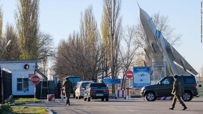 Russian soldier kills three officers in attack at military base