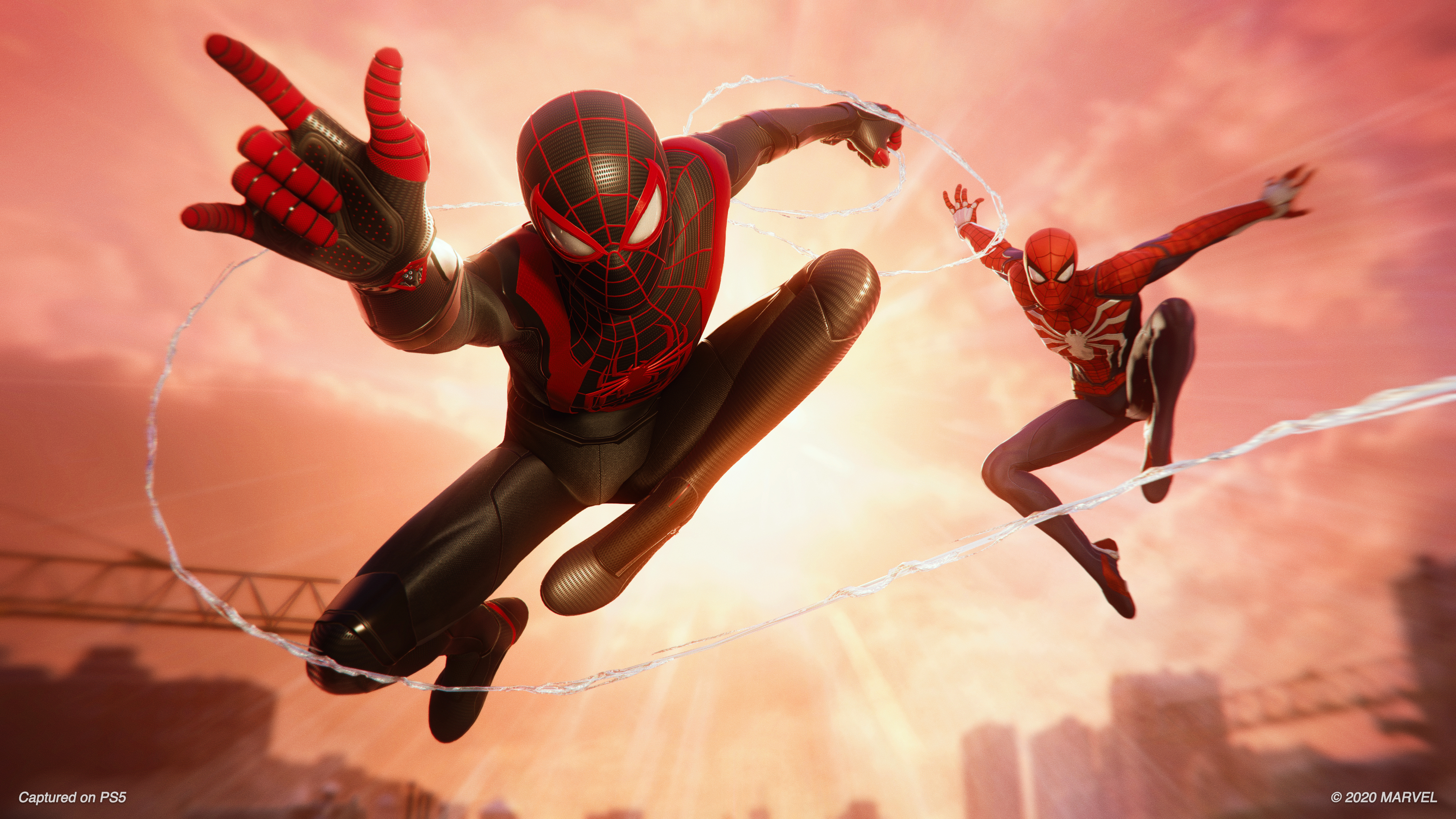 Awesome Spider Man Miles Morales Ps5 Images wallpapers to download for free greenvirals