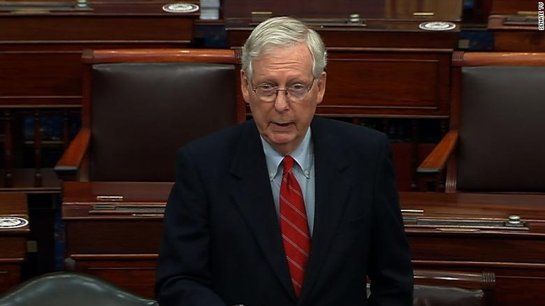McConnell Senate floor 11092020