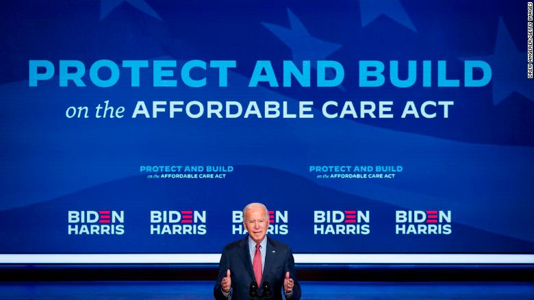 Biden administration asks Supreme Court to save Obamacare, flipping Trump arguments