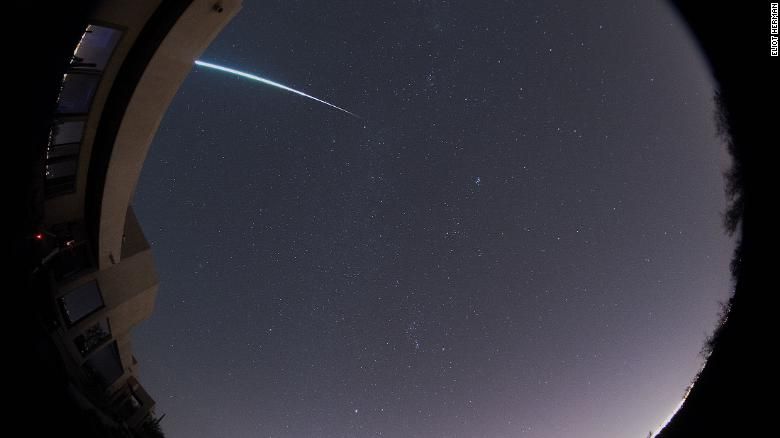 Fireballs will light up the sky during Northern Taurid meteor shower this week
