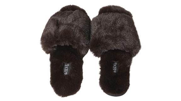 Twelve AM Co. So Good Fluffy Slipper