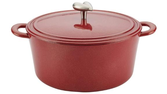 Ayesha Curry Cast-Iron Enamel Casserole Dish