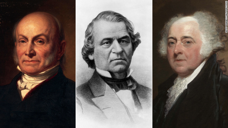 These three presidents skipped their successors' inaugurations