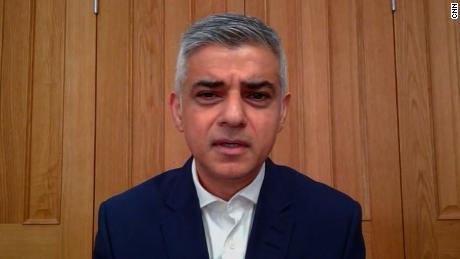 London mayor: Who becomes the US president matters