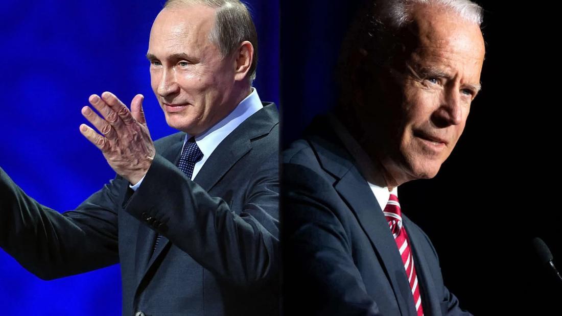 Joe Biden's oncoming headache over Vladimir Putin