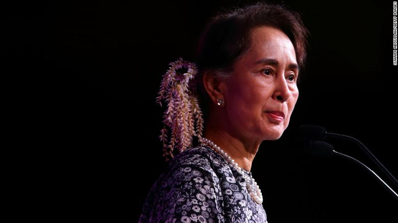 Myanmar's Aung San Suu Kyi has been detained, says ruling party spokesman