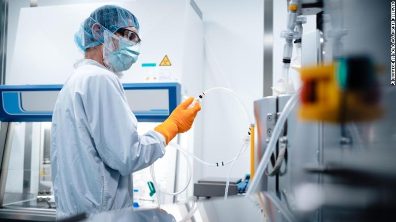 La pareja de científicos detrás de la vacuna Pfizer/BioNTech covid-19