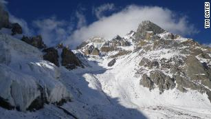 The latest 'Everest' is a mountain you've probably never heard of