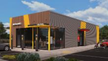 McDonald's will test out restaurants with little or no seating