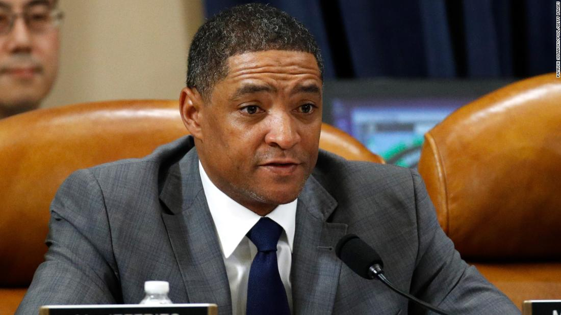 Former Black caucus chair Cedric Richmond to leave Congress and join Biden White House