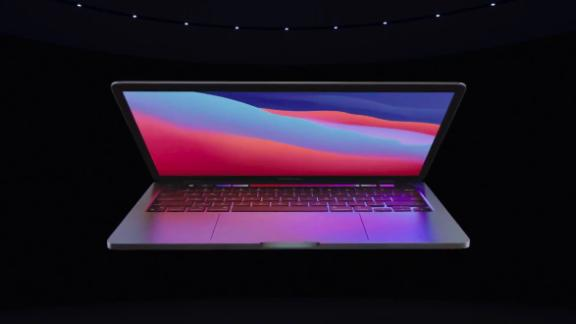 New 13-inch MacBook Pro.