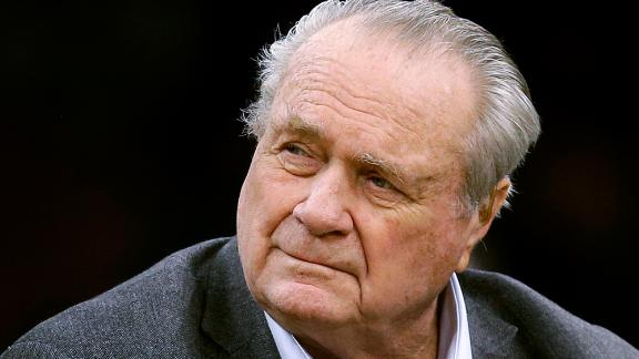"""Basketball Hall of Famer <a href=""""https://www.cnn.com/2020/11/10/us/tommy-heinsohn-boston-celtics-death-spt-trnd/index.html"""" target=""""_blank"""">Tommy Heinsohn</a> died at 86, the Boston Celtics confirmed on November 10. Heinsohn's legacy will forever be tied to the Celtics, where he played a part in all 17 of the franchise's championships — from player to coach to color commentator."""