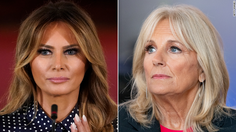 Melania Trump Has Not Reached Out To Jill Biden Either
