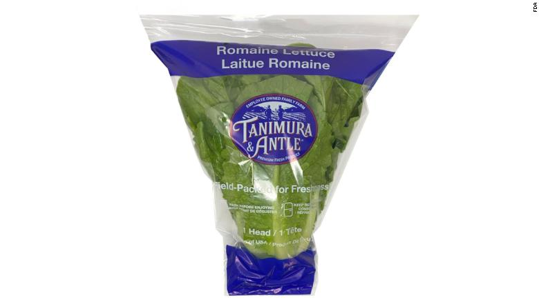 CDC says 12 sickened in new E. coli outbreak possibly linked to romaine lettuce