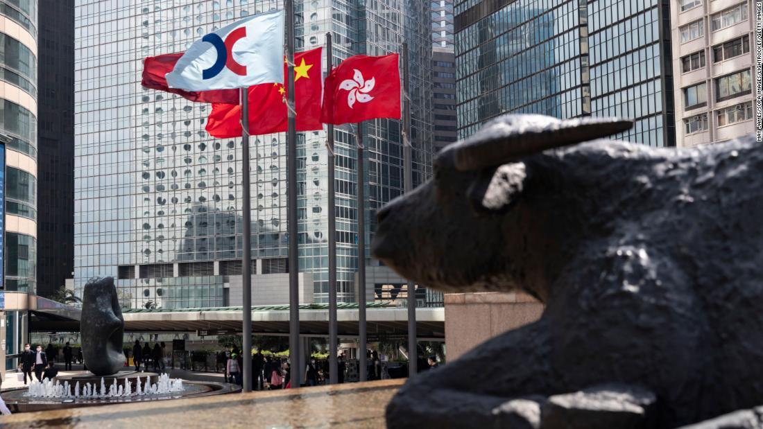 $250 billion wiped off Chinese tech stocks as Beijing signals crackdown – CNN