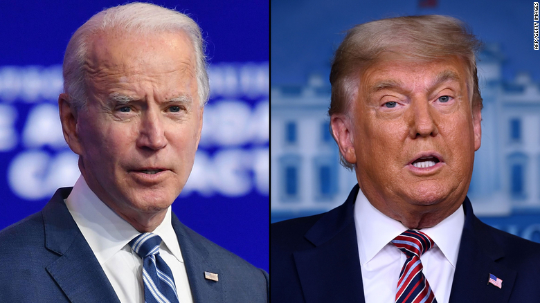 Trump Refers To Biden As Chief Executive (Not President) and States Biden Not Allowed In The White House