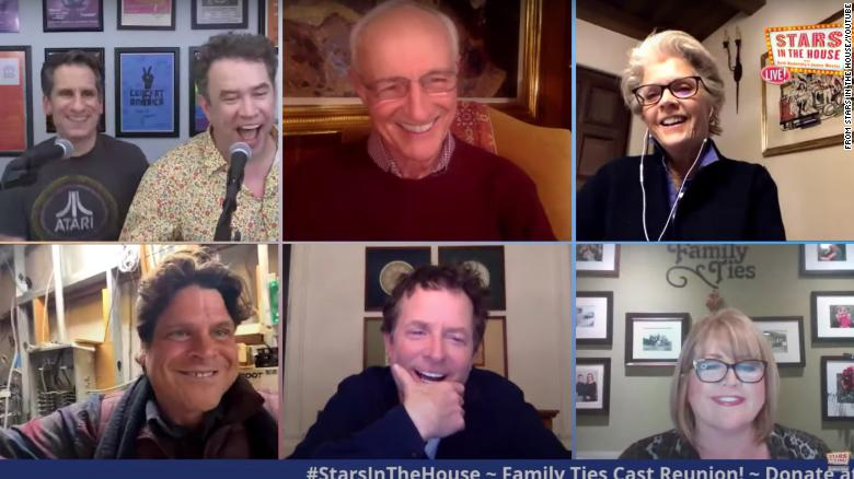 'Family Ties' cast discuss whether the show would work now