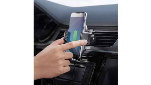 Anker Wireless Charger PowerWave 7.5 Car Charger