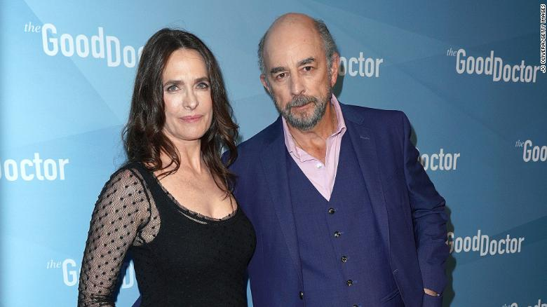'West Wing' actor Richard Schiff and wife Sheila Kelley test positive for coronavirus
