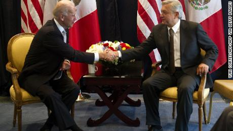 Why Biden will have to help Mexico
