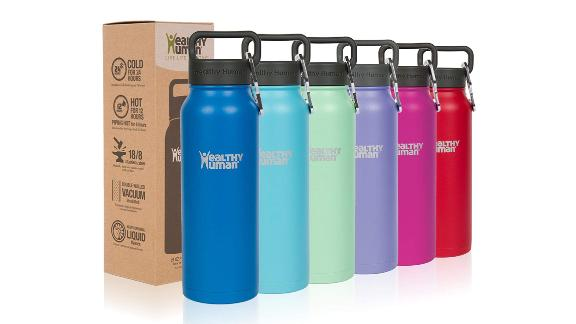 Healthy Human Water Bottle, 21-ounce