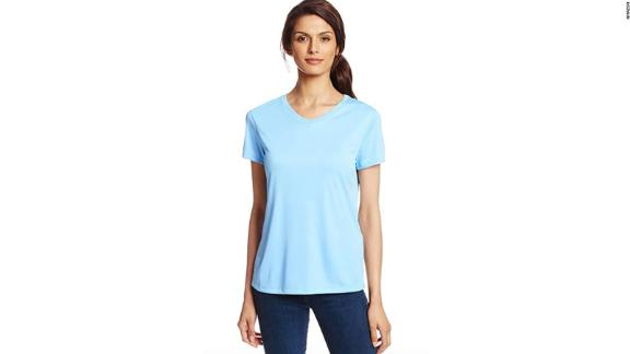 Hanes Sport Women's Performance V-Neck Tee