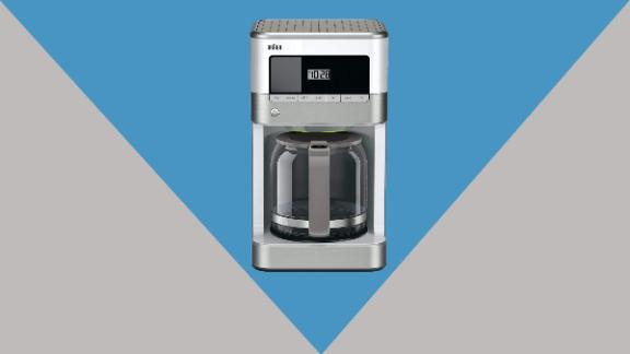 Braun BrewSense Drip Coffee Maker