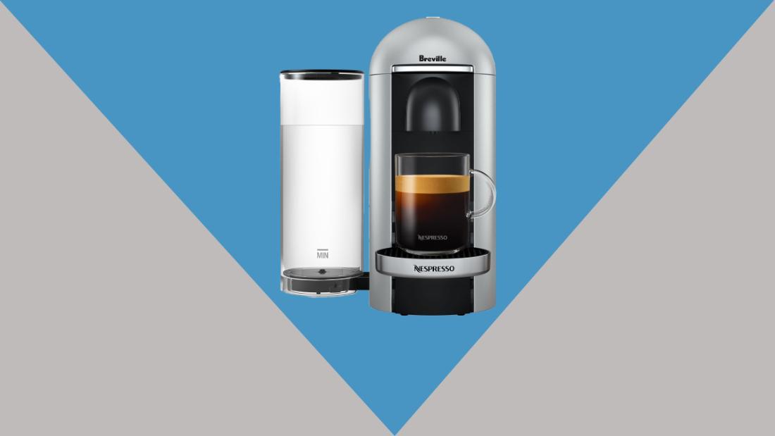 Breville-Nespresso VertuoPlus